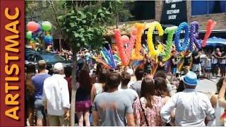 Chicago Pride Parade 2015, Pt. 1