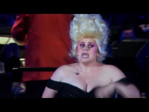 Rebel Wilson live as Ursula at the Hollywood Bowl