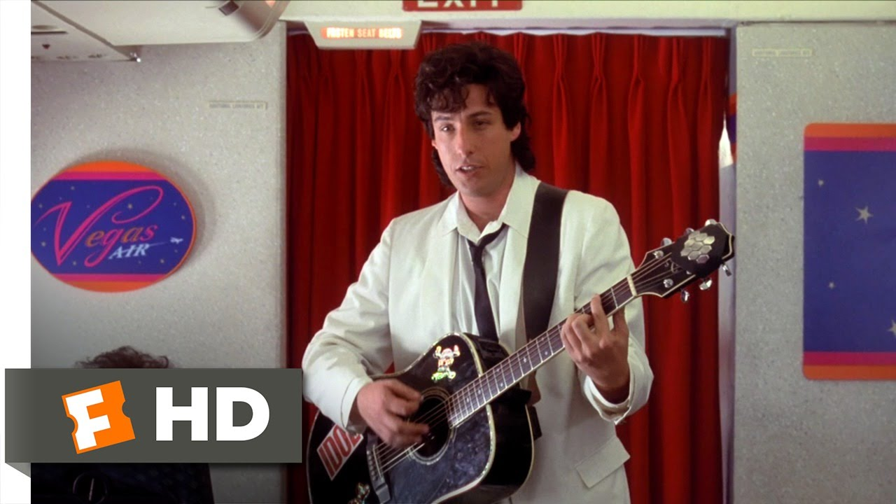 The Wedding Singer 6 Movie CLIP