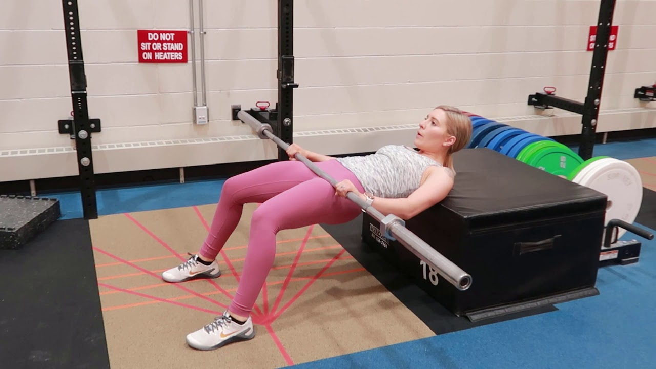How To: Hip Thrust - YouTube