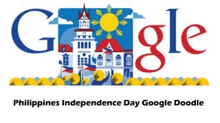 Philippines Independence Day Google Doodle [HD]