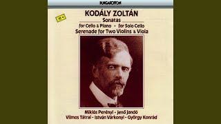 Serenade for two Violins And Viola Op.12: II. Lento ma non troppo