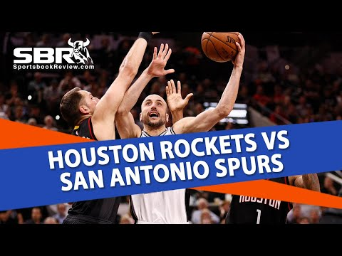 Houston Rockets vs. San Antonio Spurs | NBA Picks | With Joe Gavazzi