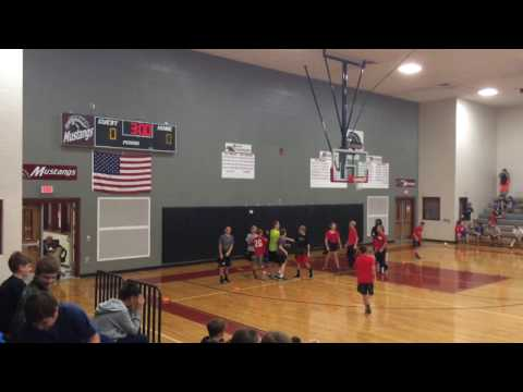 Dodge Ball At Little Mill Middle School