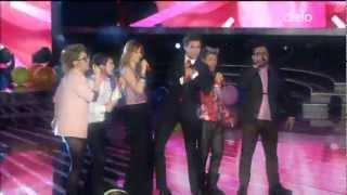 """Mika con i ragazzi di X Factor con """"Grace Kelly"""""""