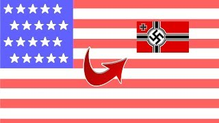 LES ETATS-UNIS NAZIS ?! (Hearts Of Iron IV | HOI 4 FR S02) #2