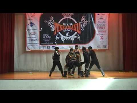 Funkamania XIV Prelims 2009 - Pink Dollar$