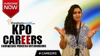 Download CAREERS IN KPO – Knowledge Process Outsourcing,BPO,Tele Callers,Call Centres,Training,Salary Package