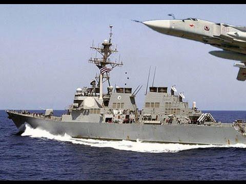 Dr Scott Johnson 1/4/15 (1/6) US Donald Cook Incident, UN Small Arms Treaty