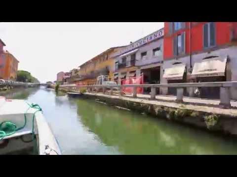 City Sightseeing Milano - Navigli di Leonardo - Canal Cruise