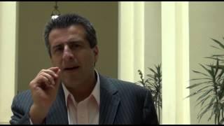 Luis Fernando Velasco Chávez habla sobre el proyecto del referendo para la paz