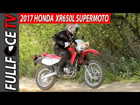 2017 Honda XR650L Price Specs and Review