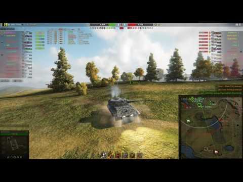 World of Tanks E-50 Hard Carry - 6700 dmg, 8 kills, 14500 WN8