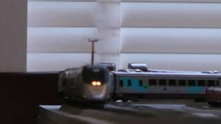HO Scale Acela Express