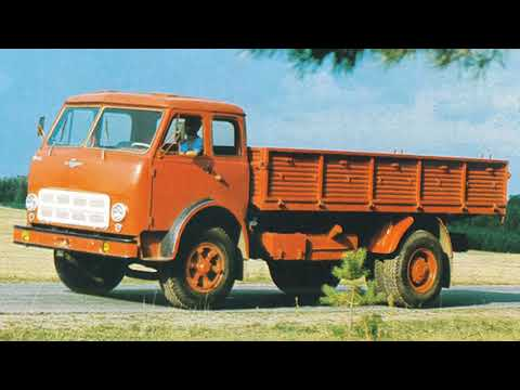 Легендарный МАЗ-500 | Надёжность в простоте | Авто СССР