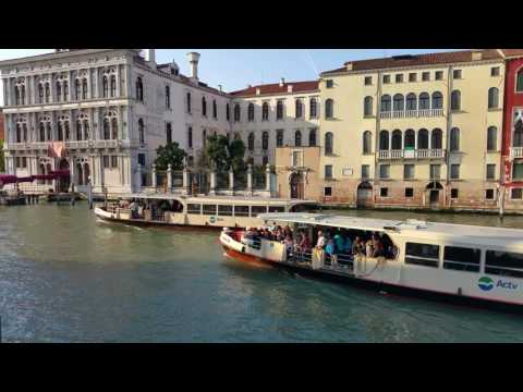 Venice on Grand Canal