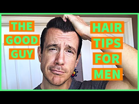 healthy-hair-tips-for-men-[easy]-[2019]