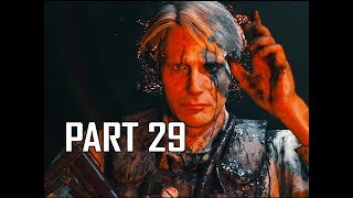 DEATH STRANDING Walkthrough Part 29 - Clifford (PS4 Pro)