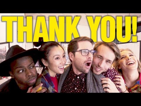 Thank You To The Viewers! (Music Video)