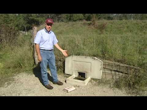 Kansas Farm Bureau Natural Resources 2008 award