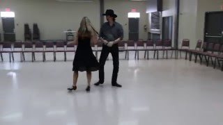 Break On Me Partner Dance