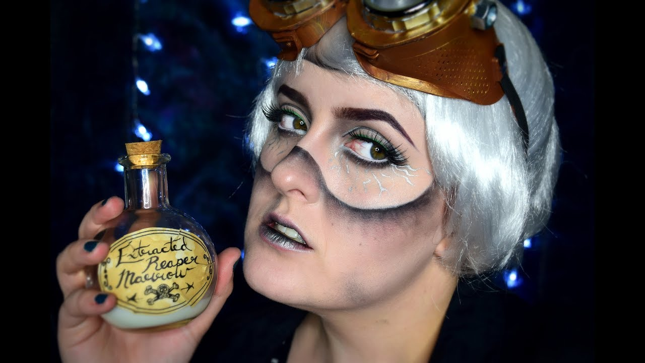Mad Scientist | Halloween Makeup Tutorial | AJ Kane - YouTube