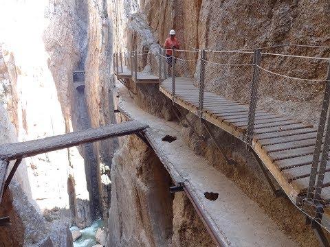 Caminito del Rey: still the most dangerous path in the world?