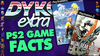 PlayStation 2 Games Facts - Did You Know Gaming? extra Feat. Greg (PS2 Games)