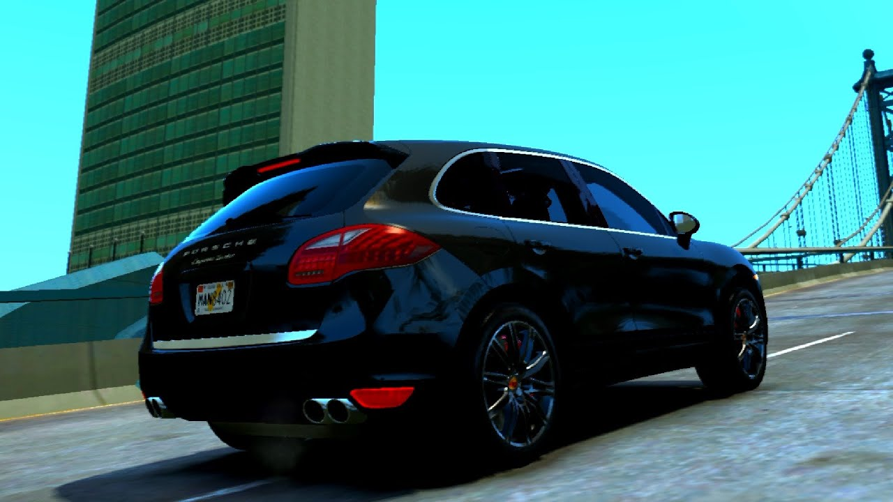 291 2012 porsche cayenne turbo v3 5 new car gta iv. Black Bedroom Furniture Sets. Home Design Ideas