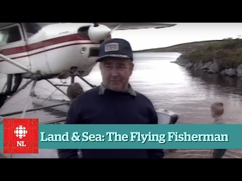 Land & Sea: The Flying Fisherman of Daniel's Harbour