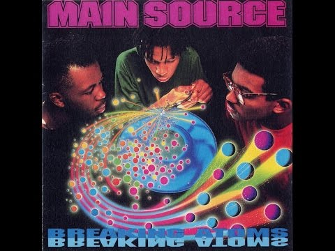 Main Source - Breaking Atoms [Full Album] 1991