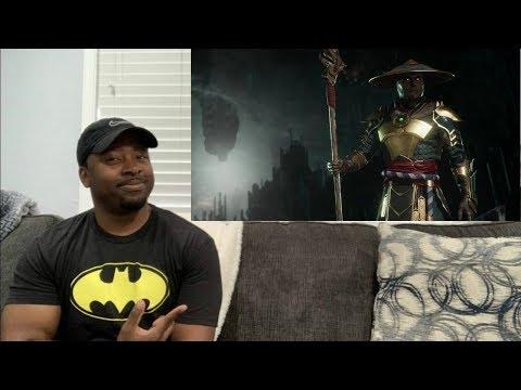 Mortal Kombat  Official Story Trailer Reaction