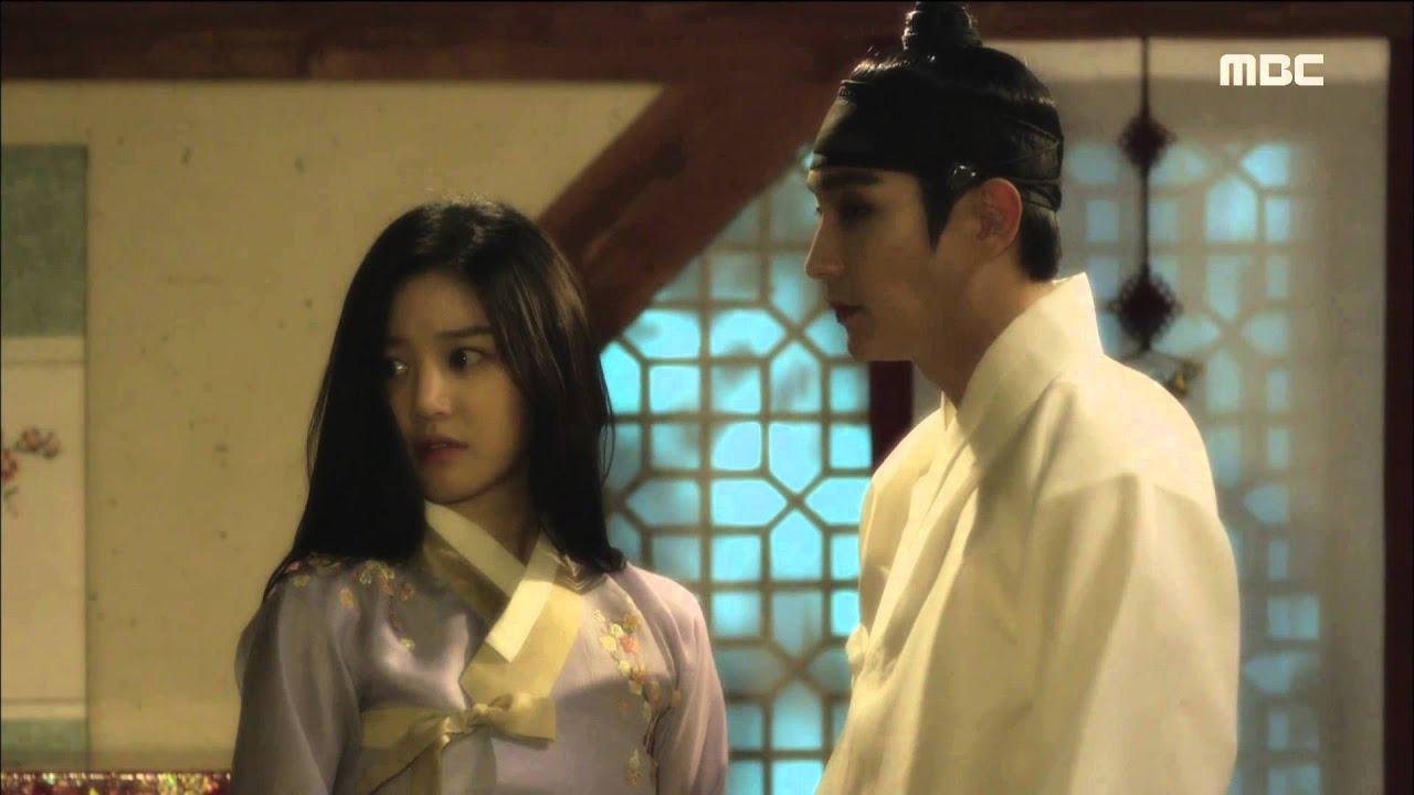 Download [Scholar Who Walks The Night] 밤을 걷는 선비 2회 - Lee Yu-bi is lost in memories 이유비, 이준기와의 동침 회상! 20150709
