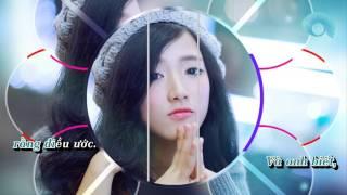 karaoke Sao Băng Khóc Remix (EDM Version) - Khánh Đơn _ kara VTS