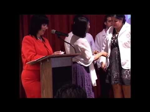 Summer 2013 White Coat Ceremony - San Juan, Puerto Rico