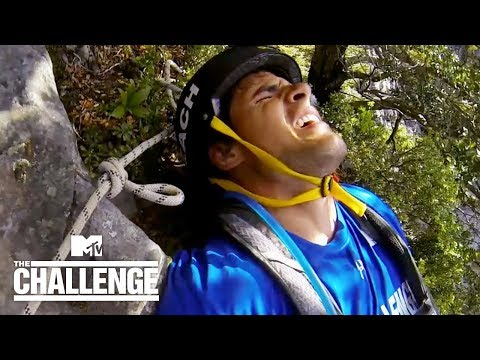 Zach Calls It Quits In The Final  😣 A DEVASTATING Loss | The Challenge: Free Agents