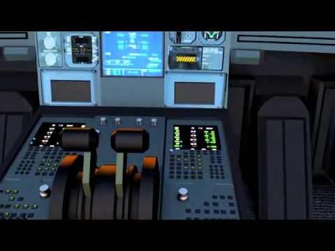 Afriqiyah Airways Flight 771 accident animation
