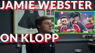 Jamie Webster on Jurgen Klopp Liverpool FC BOSS Nights | The Leg it Podcast