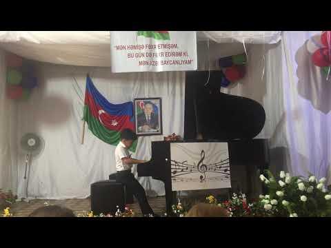 Т.Кулиев, гайтагы, исп.Рустам Джафарзаде(8лет)