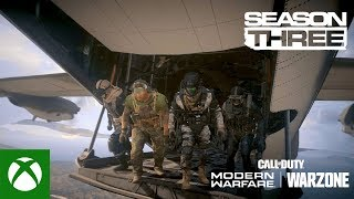 Call of Duty®: Modern Warfare® Warzone – Season 3 Trailer