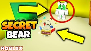 *SECRET* ROBO BEAR HAS BEEN FOUND?! NEW BEE & NEW ZONES! (Roblox Bee Swarm Simulator Secrets)
