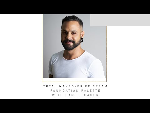Makeup Director Daniel Bauer | Total Makeover FF Cream | MyGlamm