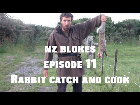 Josh James Rabbit Catch And Cook