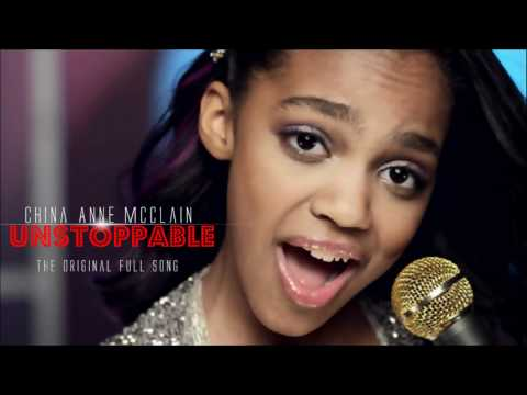 China Anne McClain  Unstoppable The Original Full Song