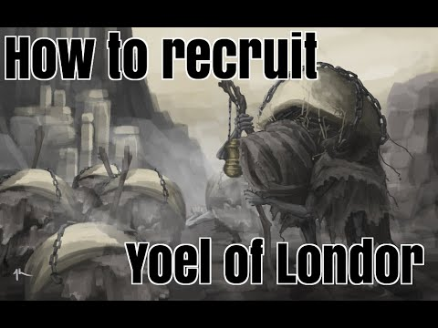 Dark Soul 3 Guide How To Recruit Yoel Of Londor For Firelink Shrine Youtube The next time you return to firelink shrine, yoel will be dead and yuria will be next to his dead body. youtube