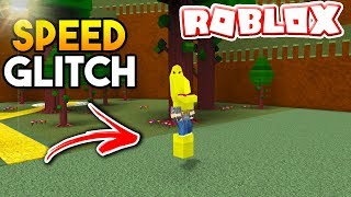 *NEW* SPEED GLITCH! | Build A Boat For Treasure ROBLOX