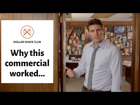 Dollar Shave Club Commercial - Why It Worked