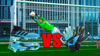 1vs.1 KEEPER vs. PLAYER BATTLE mit Abonnenten