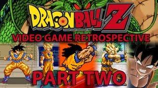 Dragon Ball Z Video Game Retrospective - PART 2 Budokai and Beyond