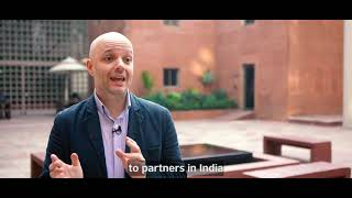 Overview: I-Work project in India